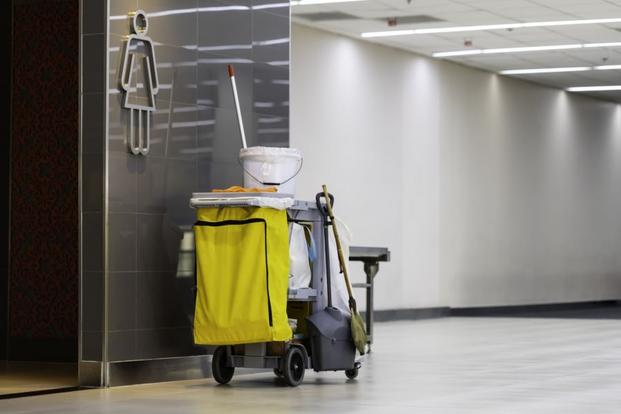 Janitorial Services by The Cleaner Zone