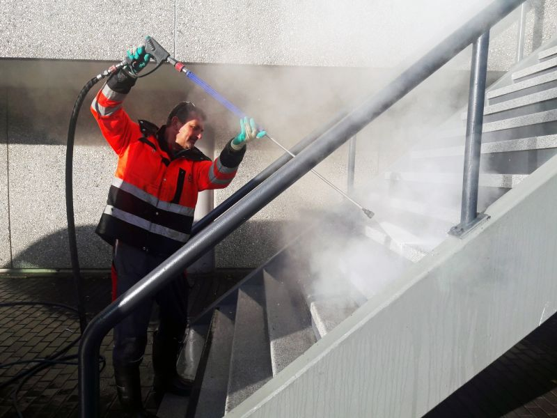 Commercial Pressure Washing by The Cleaner Zone